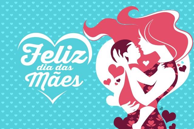 Feliz dia das Mães 7